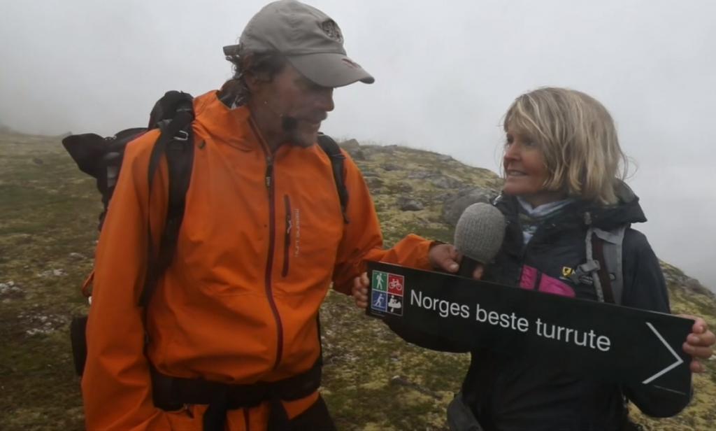 Norges beste turrute